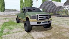 Ford F-350 Super Duty Crew Cab 2006 para Farming Simulator 2017
