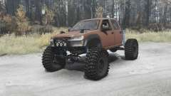 Chevrolet Colorado crawler