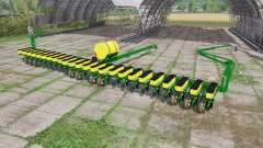 John Deere DB72 v1.2 para Farming Simulator 2017