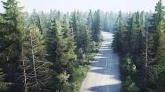 Ural pico para MudRunner