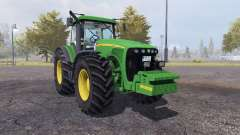 John Deere 8520 v1.1 para Farming Simulator 2013