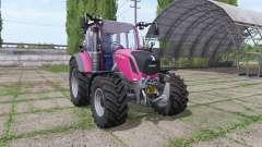 Fendt 310 Vario pink para Farming Simulator 2017