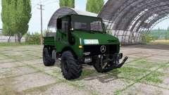 Mercedes-Benz Unimog U1600 para Farming Simulator 2017