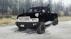 GMC TopKick C4500 pickup 6x6
