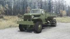 Chevrolet G7107 (G-506) 1942 para MudRunner