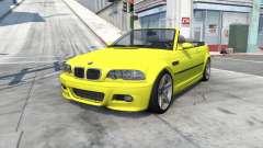 BMW M3 cabrio (E46) 2001