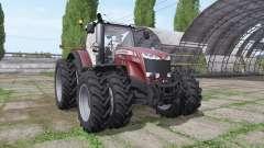 Massey Ferguson 8727 v3.0.3 para Farming Simulator 2017