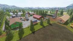 Vall Farmer multifruits v2.0 para Farming Simulator 2017