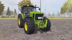 John Deere 7530 Premium v3.1 para Farming Simulator 2013