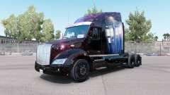 El médico Que la piel para el camión Peterbilt 5