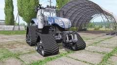 New Holland T8.420 QuadTrac v1.2 para Farming Simulator 2017