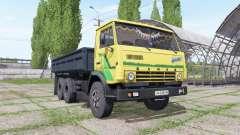 KamAZ 5320 v1.Uno para Farming Simulator 2017