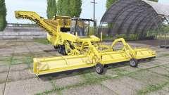 Grimme Tectron 415 v4.0 para Farming Simulator 2017