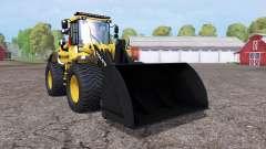 Volvo L120H v1.1 para Farming Simulator 2015