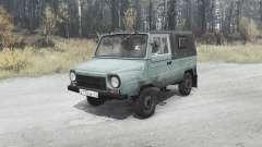 LuAZ 969M para MudRunner