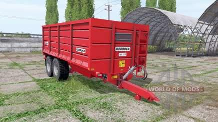 Redrock 180-12 para Farming Simulator 2017