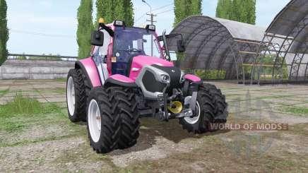 Lindner Lintrac 90 pink para Farming Simulator 2017