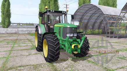 John Deere 6920S v2.0 para Farming Simulator 2017