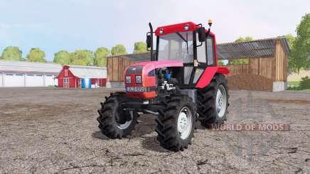 Belarús 1025.3 para Farming Simulator 2015