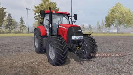 Case IH Puma 165 CVX v2.0 para Farming Simulator 2013
