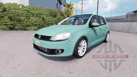 Volkswagen Golf (Typ 5K) para American Truck Simulator