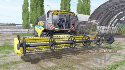 New Holland CR6.90 para Farming Simulator 2017
