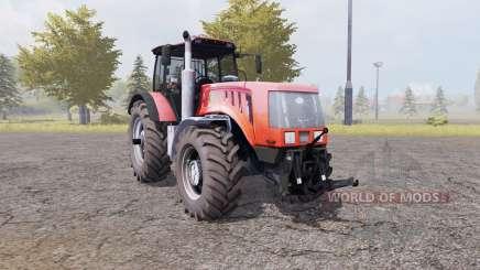 Belarús 3022ДЦ.1 para Farming Simulator 2013
