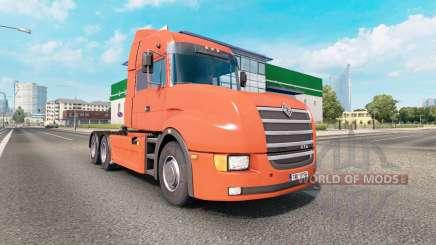 Ural 6464 v2.4 para Euro Truck Simulator 2