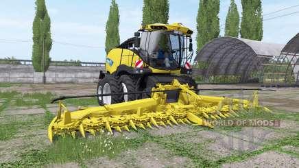 New Holland FR850 lite para Farming Simulator 2017