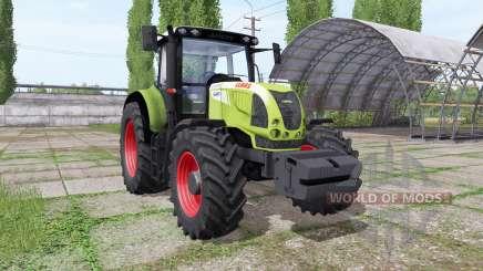 CLAAS Arion 640 v1.1 para Farming Simulator 2017