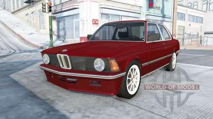 BMW 316 coupe (E21) 1979 para BeamNG Drive