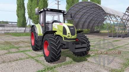 CLAAS Arion 610 v4.0 para Farming Simulator 2017