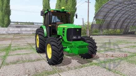 John Deere 6180J para Farming Simulator 2017