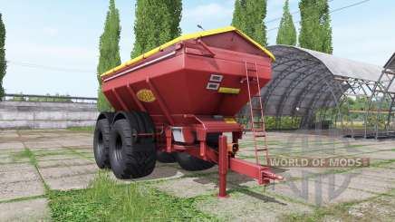 BREDAL K165 para Farming Simulator 2017