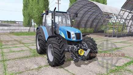 New Holland T5040 para Farming Simulator 2017