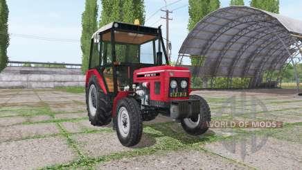 Zetor 7011 v1.2 para Farming Simulator 2017