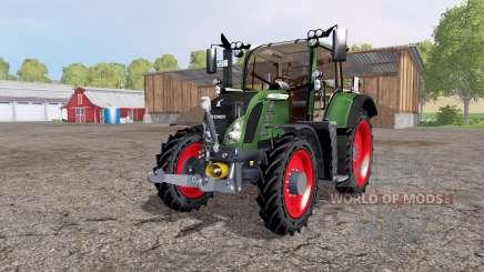 Fendt 512 Vario SCR para Farming Simulator 2015