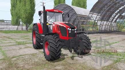 Zetor Crystal 160 v1.1 para Farming Simulator 2017
