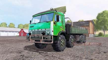 KamAZ 6350 para Farming Simulator 2015