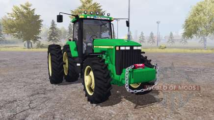 John Deere 8400 v4.0 para Farming Simulator 2013