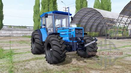 Hurlimann H-488 big wheels para Farming Simulator 2017