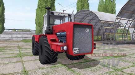 Kirovec K 710 v1.2 para Farming Simulator 2017
