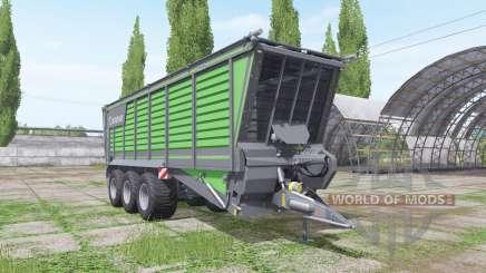 Krone TX 560 D more realistic para Farming Simulator 2017