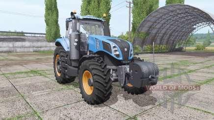 New Holland T8.535 para Farming Simulator 2017