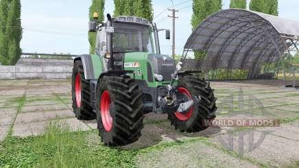 Fendt 716 Vario TMS v3.0 para Farming Simulator 2017
