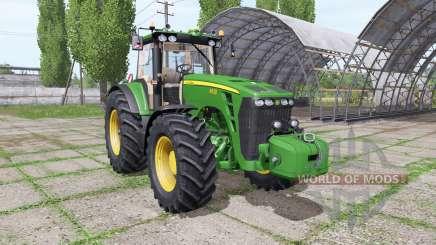 John Deere 8430 para Farming Simulator 2017