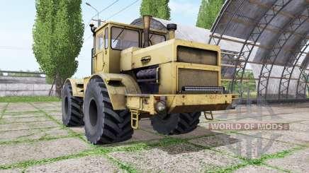 Kirovets K 700 v1.2 para Farming Simulator 2017