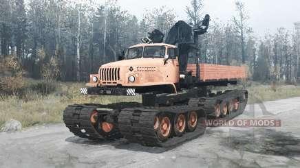 Ural 5920 para MudRunner