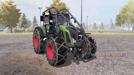 Fendt 924 Vario forest para Farming Simulator 2013
