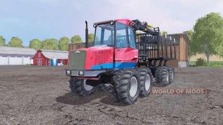 Valmet 840.3 para Farming Simulator 2015